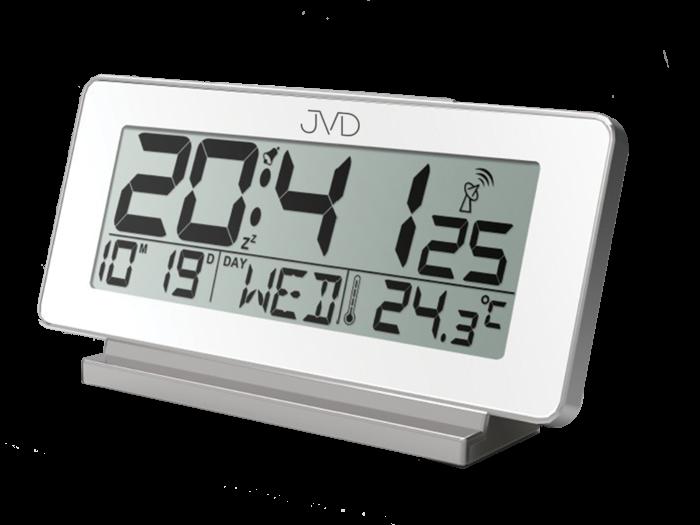 Nástěnné hodiny Rádiem řízený budík JVD RB3523.1 Nástěnné hodiny