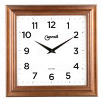 Designové nástěnné hodiny 03505 Lowell 30cm