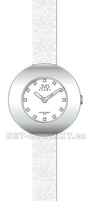 JVD dámské hodinky J 4076.1.1