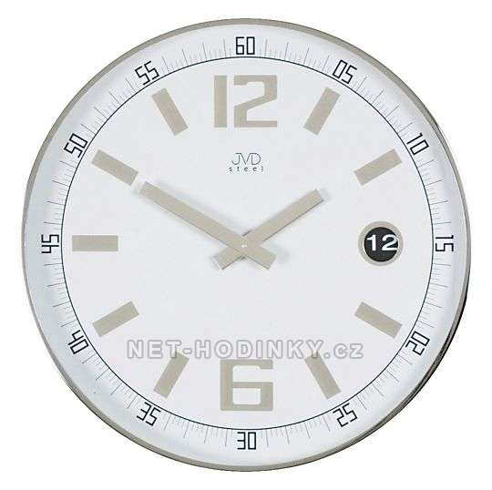 JVD Kovové hodiny HC01.1.1