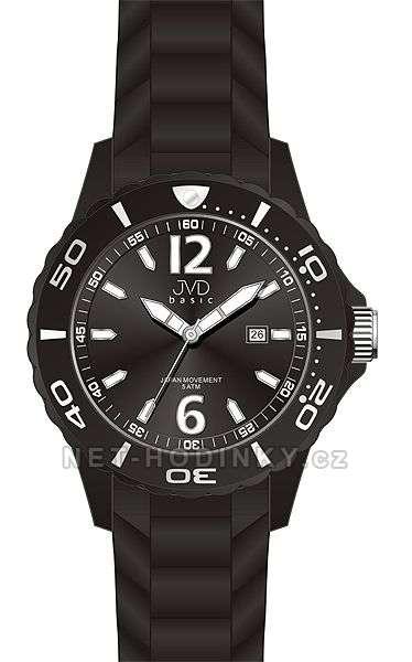 pánské hodinky,Náramkové hodinky JVD basic J3001.1, J3001.2 J3001.1.1