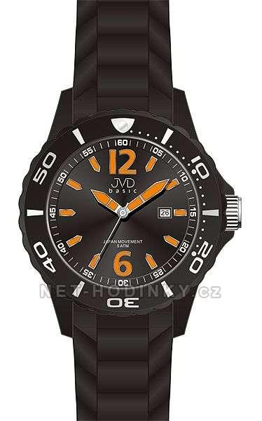 pánské hodinky,Náramkové hodinky JVD basic J3001.1, J3001.2 J3001.2.2