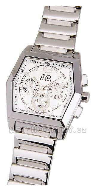 pánské hodinky,Náramkové hodinky JVD steel C1126.1