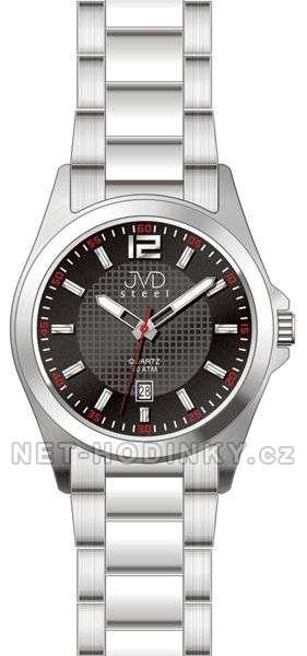 pánské hodinky,Náramkové hodinky JVD steel J1041.1 J1041.2.2