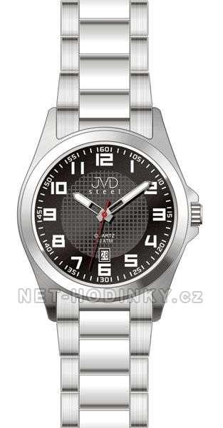 pánské hodinky,Náramkové hodinky JVD steel J1041.1 J1041.3.3