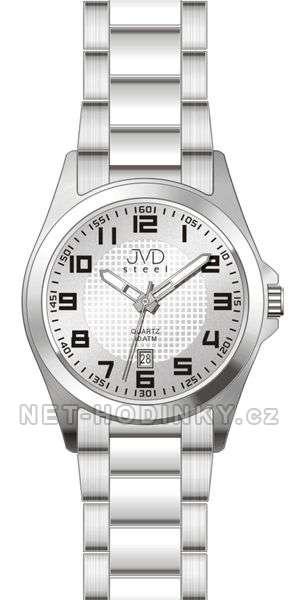 pánské hodinky,Náramkové hodinky JVD steel J1041.1 J1041.4.4