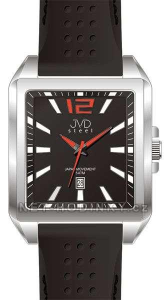 Náramkové hodinky JVD steel J1081.1 J1081.1.1