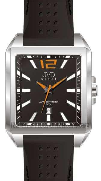 Náramkové hodinky JVD steel J1081.1 J1081.2.2