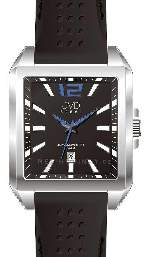 Náramkové hodinky JVD steel J1081.1 J1081.3.3