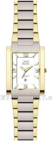 pánské hodinky,Náramkové hodinky JVD titanium J2014.2 J2014.3.3