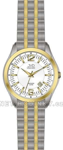 pánské hodinky,Náramkové hodinky JVD titanium J2012.1 J2012.1.1