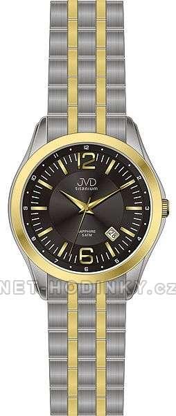 pánské hodinky,Náramkové hodinky JVD titanium J2012.1 J2012.2.2