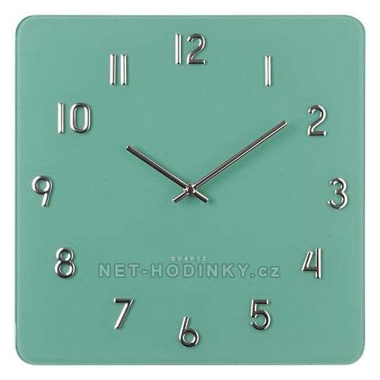 JVD Skleněné hodiny H85.3.3