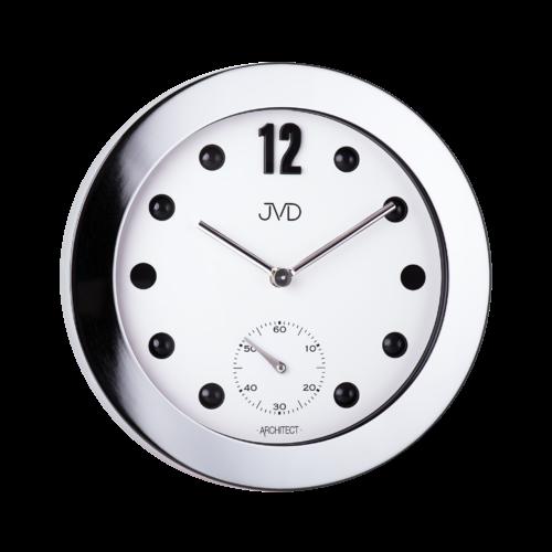 Designové kovové hodiny JVD -Architect- HC07.1