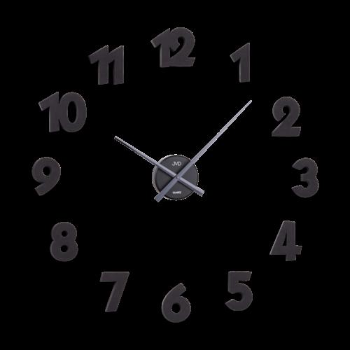 Nalepovací nástěnné hodiny HB25
