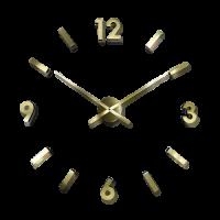 Nalepovací nástěnné hodiny JVD HW53.7