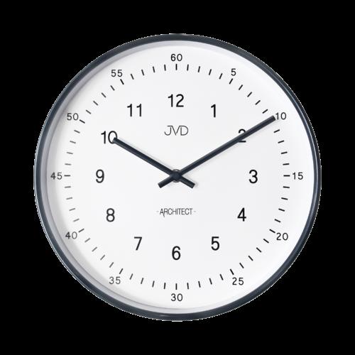 Nástěnné hodiny JVD -Architect- HT080.2