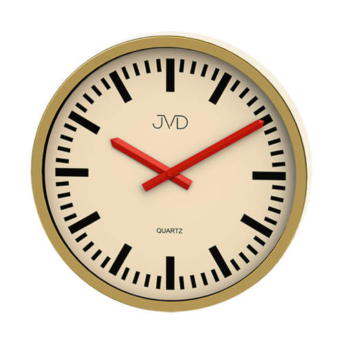Nástěnné hodiny JVD quartz H306.3