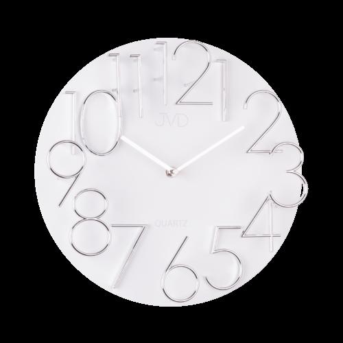 Nástěnné hodiny JVD quartz HB08