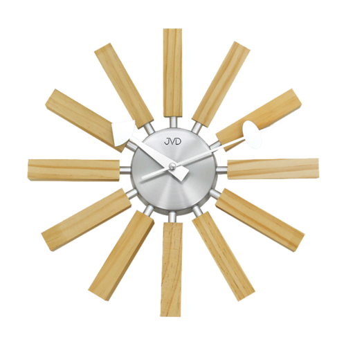 Nástěnné hodiny JVD quartz HT103.1