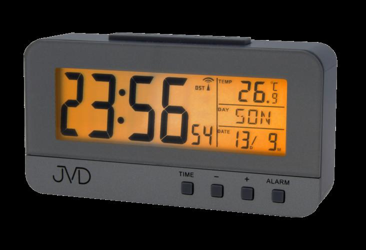 Rádiem řízený digitální budík JVD RB91