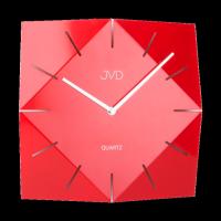 Nástěnné hodiny Moderní designové kovové hodiny JVD HB21.1 Nástěnné hodiny