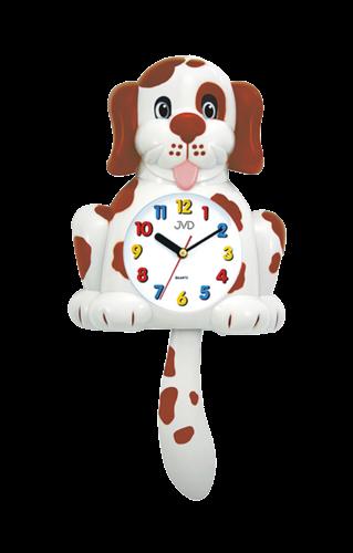 Dětské nástěnné hodiny JVD HF61.1