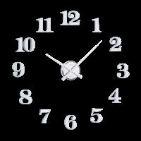 Nalepovací nástěnné hodiny JVD HB13.1