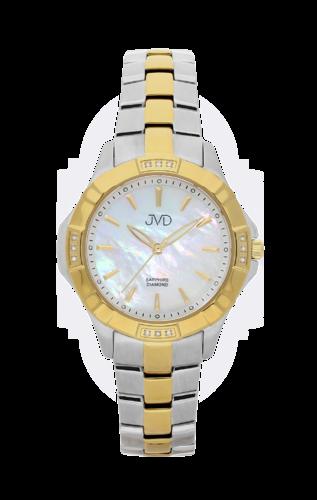 Nástěnné hodiny Náramkové hodinky JVD steel J4073.2 Nástěnné hodiny