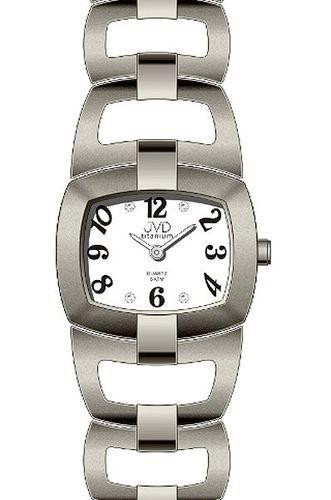 Náramkové hodinky JVD titanium J5003.3