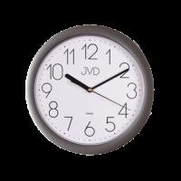 Nástěnné hodiny s plynulým chodem JVD HP612.25