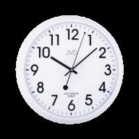 Nástěnné hodiny JVD HP698.3 bílá barva