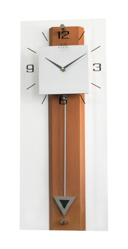 Nástěnné kyvadlové hodiny JVD quartz N2233/41