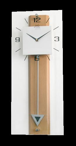 Nástěnné kyvadlové hodiny JVD quartz N2233/68