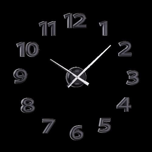 Nástěnné nalepovací hodiny JVD HB12.1