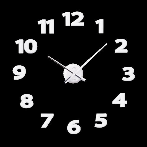 Nástěnné nalepovací hodiny JVD HB12.2