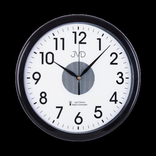 Rádiem řízené nástěnné hodiny JVD RH692.2