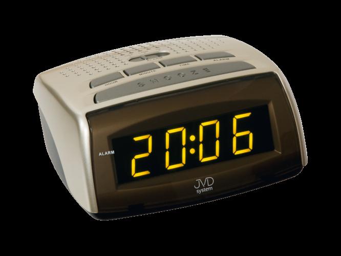 Svítící budík JVD system SB0720.5