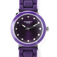 Barevně sladěné hodinky do lososové barvy se silikonovým řemínkem W02E.10495 | W02E.10495.A, W02E.10495.B, W02E.10495.C, W02E.10495.D, W02E.10495.E
