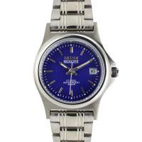 Dámské hodinky s černo-stříbrným číselníkem a datumem W02M.10373