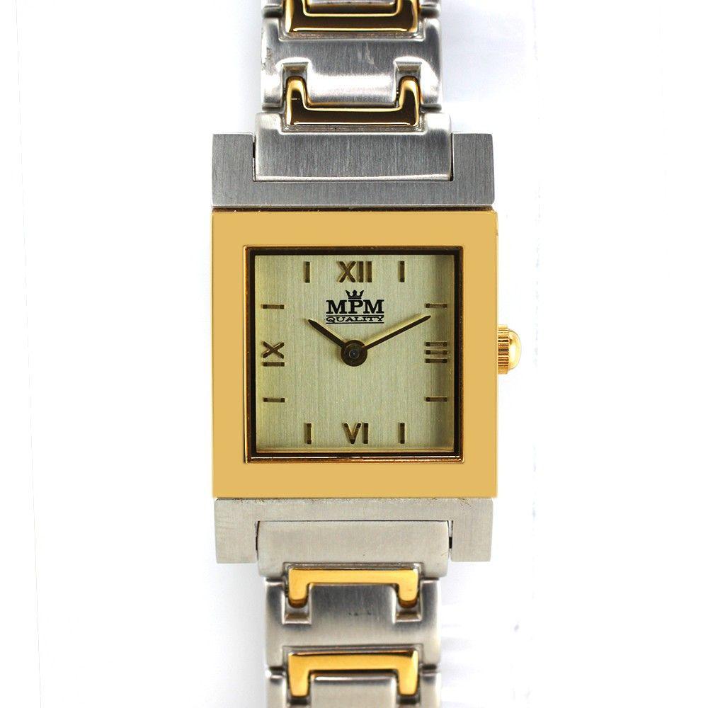 Dámské hodinky v minimalístickém designu..0254