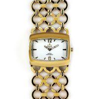 Dámské společenské hodinky s elegantním řetízkovým náramkem W02M.10473