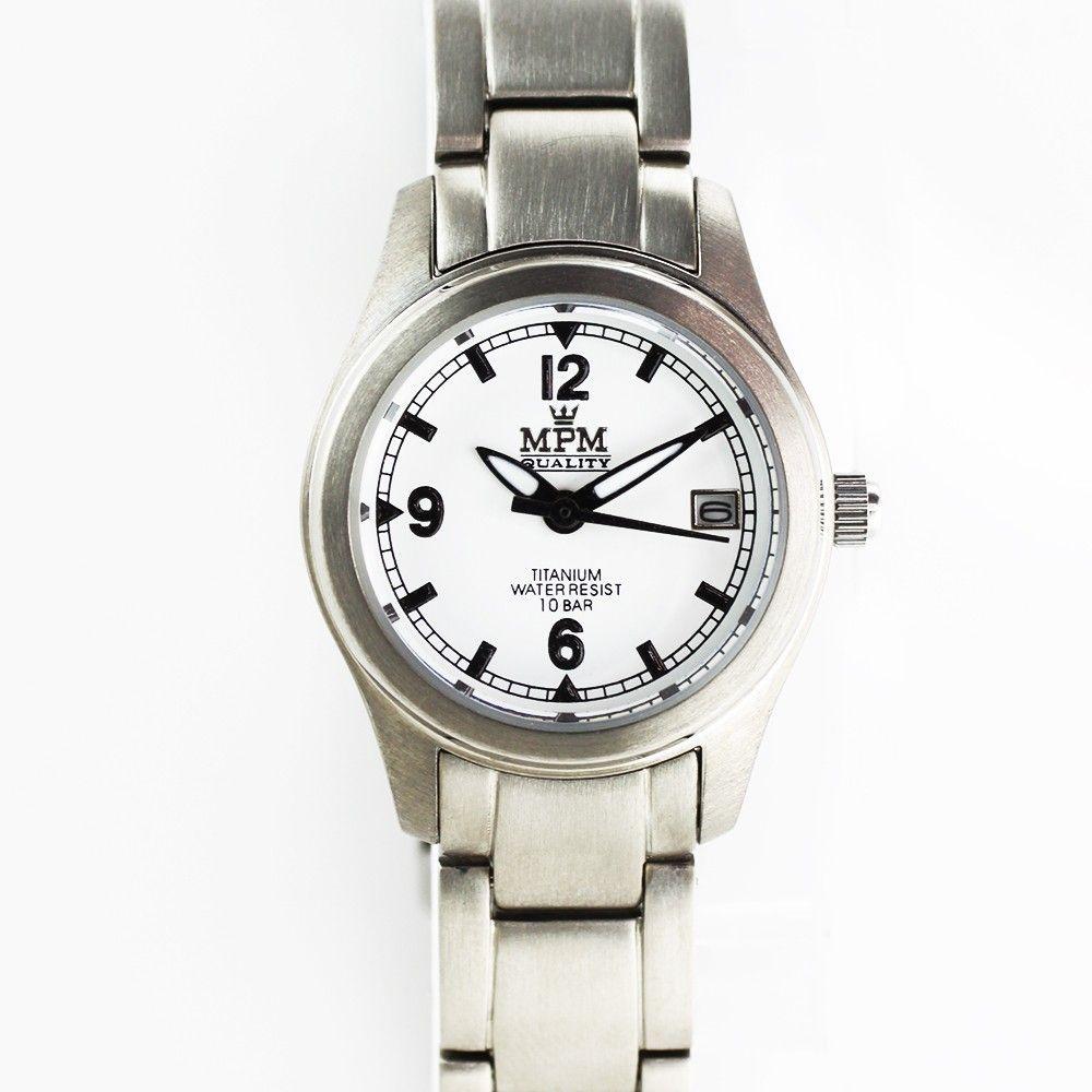 Dámské titanové hodinky W02M.10345