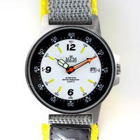Moderní pánské hodinky s datumem.0176