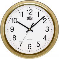 Nástěnné plastové hodiny s plynulým chodem E01.2927