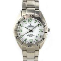 Pánské hodinky s titanovým pouzdrem i řemínkem W01M.10337