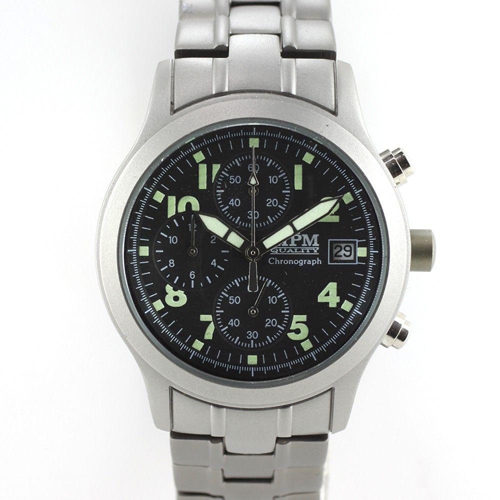 Sportovní hodinky s chronografem W01M.10464