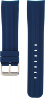 Originální silikonový řemínek PRIM v barevné kombinaci..0692