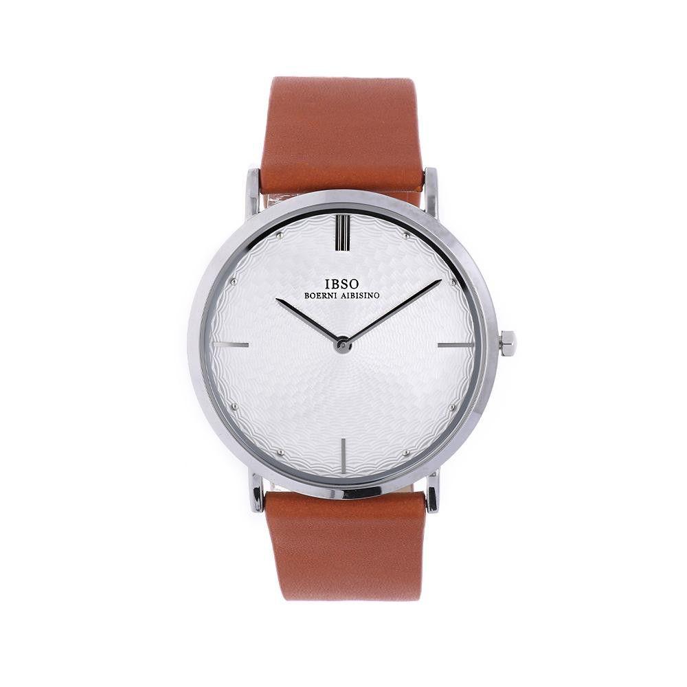 Klasické pánské hodinky v jednoduchém trendy designu..01451