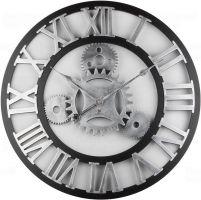 Designové nástěnné hodiny 21525 Lowell 60cm